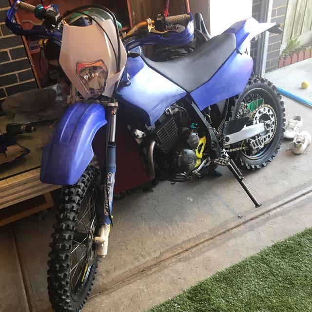 Yamaha tt-r 250cc