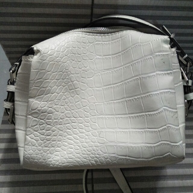 Zara bag putih