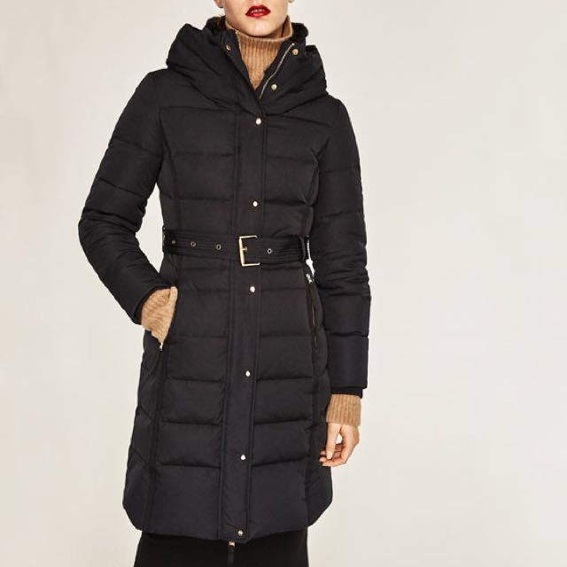 zara winter coat tradingbasis