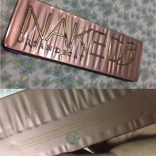 👁Urban Decay Naked 3 Eyeshadow Palette👁