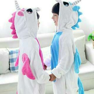 Unicorn Blue Costume size L