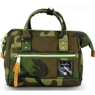 Anello Army Bag