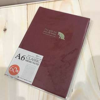 Notebook buku kecil import japan