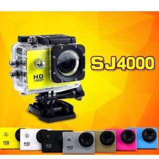 SJ4000 12MP 1080P Sports Video Car Cam Full HD DV Action Waterproof Camera 4K High Definition