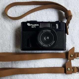 Wrist Strap/Handstrap Camera