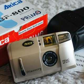 Kamera Analog Pocket Akica BF 800