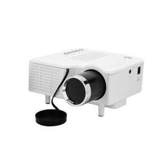 UNIC UC28+ HDMI VGA Home Theater Projector Mini LED Projector