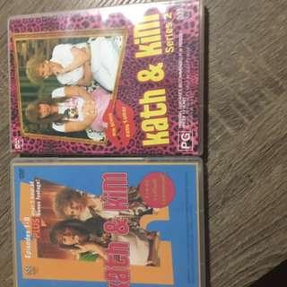 Season 1 And 2 Kath And Kim