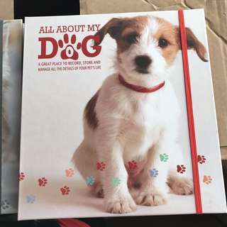 Dog Log Book