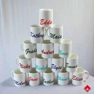 Costumized Mugs