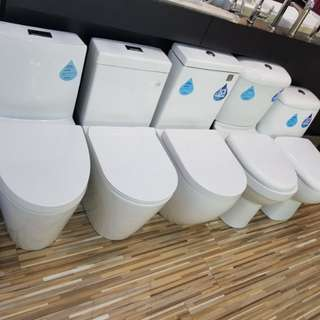 HARI RAYA promo ! Toilet Bowl / Wc  / Washing Closet /  Toilet / Toliet Bowl