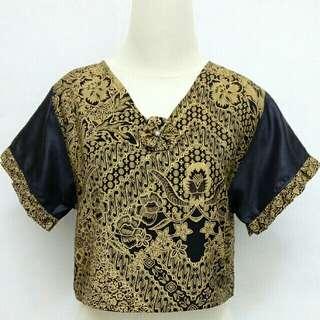 Batik CropTop