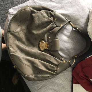 Real leather authentic Louis Vuitton handbag