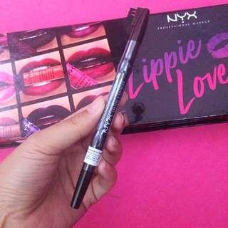 NYX Eyebrow Pencil - Dark Brown
