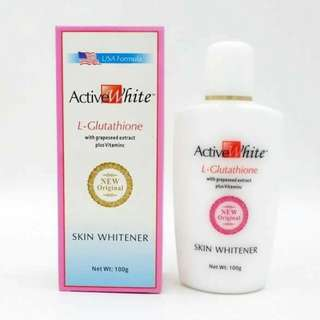 Active White Lotion