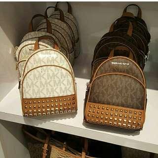 Michael Kors Abbey Mini Backpack/Sling