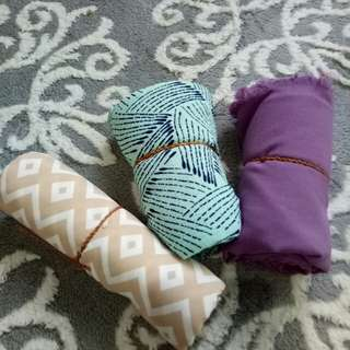 3 Pashmina only 40 rb