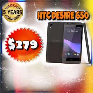 Brand New HTC Desire 650 Unlocked @Phonebot