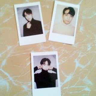 CARAT LAND (17's first fanmeet official polaroids)