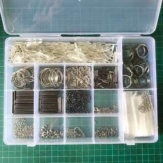 Tube Beads Craft Box