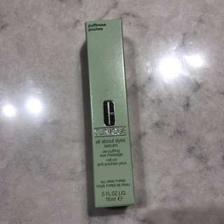 📦ONLY📦Clinque All About Eyes Serum