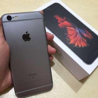 Iphone 6s 128g 太空灰
