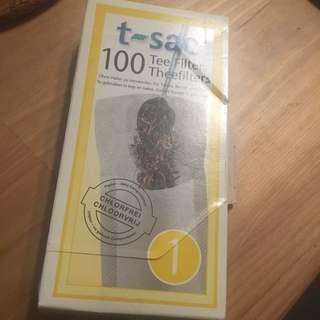 T-sac tea filter