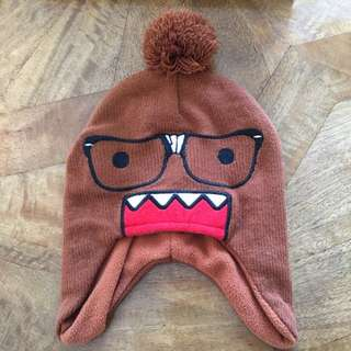 Brown Special Domo Beanie