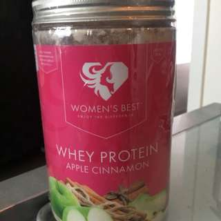 Women's Best Whey Protein