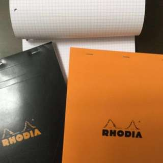 Rhodia Notepad A4/A4+