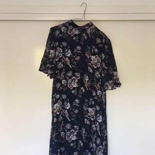 Witchery Size 8 front dress