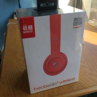 Beats Solo 3 Wireless. Brand New Sealed from Apple
