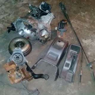 Gearbox 4G91 4 Speed Auto