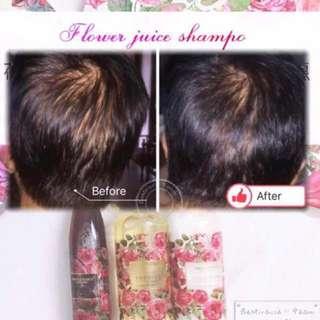 🌸 Flower Juice Shampoo