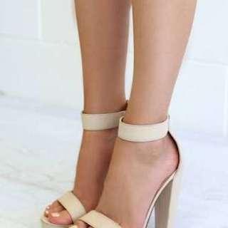 Brand New Lipstik Heels