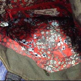 Levi's Brown Shoulder Bag