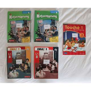 VCE Textbooks Units 3 and 4 & More