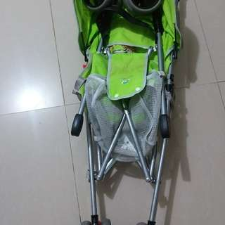 Stroller umbrella type