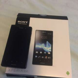 Sony Xperia ion Smartphone (Good Condition)