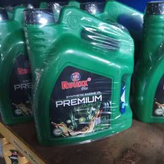 Rulexx lubricants and grease