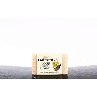 Kinis Oatmeal with Honey Soap