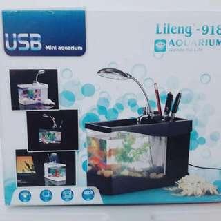 USB白色魚箱(代賣)