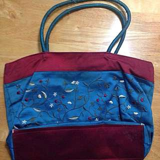 Thai Silk Bag