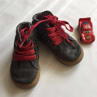 SALE!! (P350.00) Cherokee Suede Boots Laces Shoes For Boys