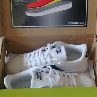 adidas cloudfoam advantage #女鞋