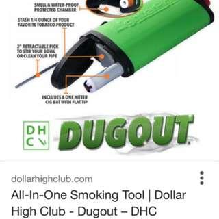 🔴🔵 Waterproof Dugout