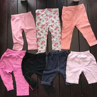 Girl Toddler Branded Bundle (Includes Postage)