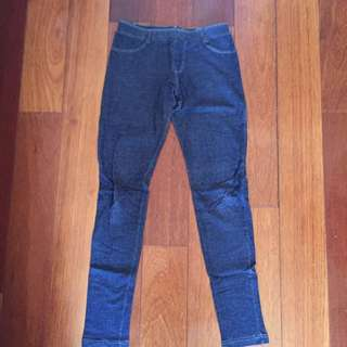 Jean Tights Size S 8-10
