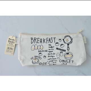 Cute Eggs Breakfast Pouch/pencil Case