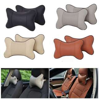 Premium Car Seat Pillow, bone shape designed and high strength